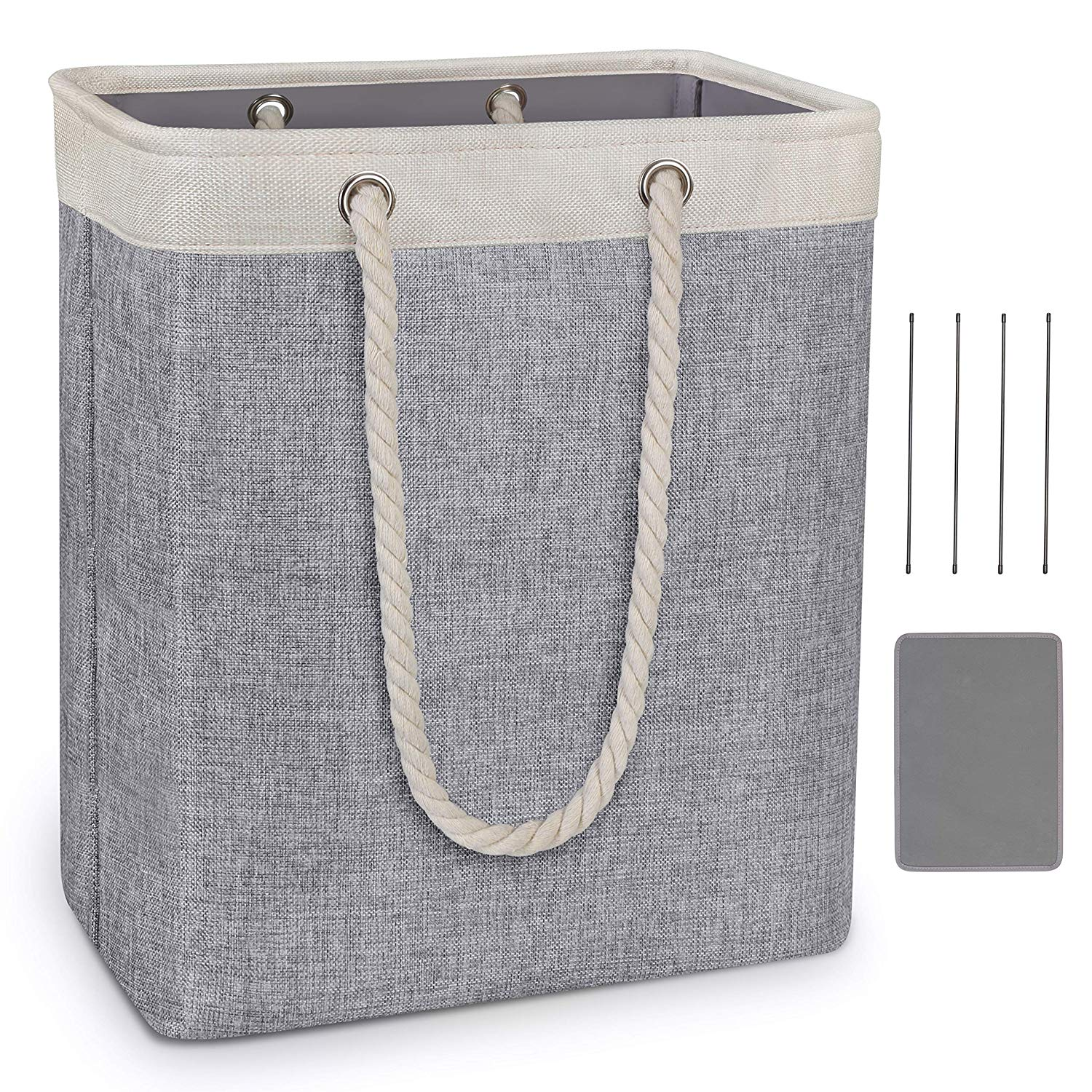 Large Gray Lassen Hamper