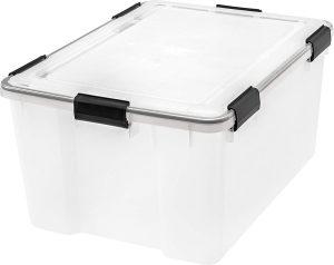62 qt. Ultimate Airtight Box, 23.5 Inch x 18 Inch