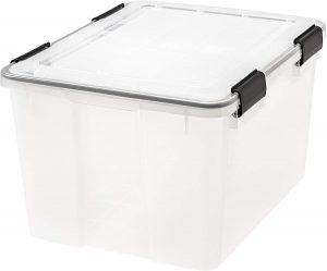46 qt. Ultimate Airtight Box, 19.7 Inch x 15.8 Inch