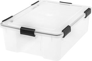 41 qt. Ultimate Airtight Box, 23.5 Inch x 18 Inch
