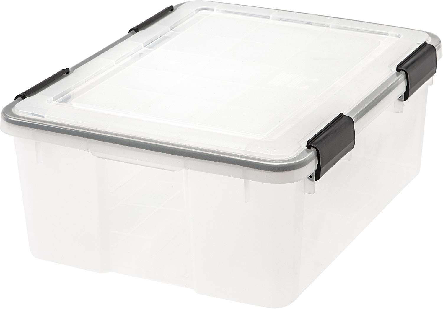 30 qt. Ultimate Airtight Box, 19.5 Inch x 15.5 Inch
