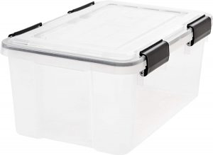 19 qt. Ultimate Airtight Box, 17.25 Inch x 11.75 Inch
