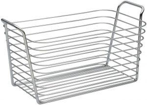 Medium Classico Chrome Storage Basket