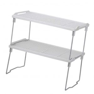 Medium White Cabinet Shelf