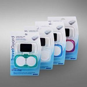 Microban Contact Lens Case