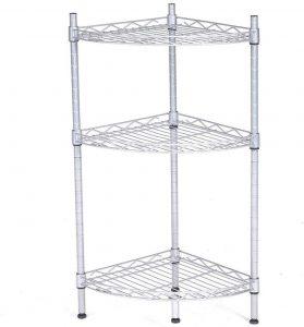 10 Inch x 24 Inch Narrow Storage Cart