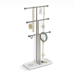 Nickel Trigem Jewelry Tree