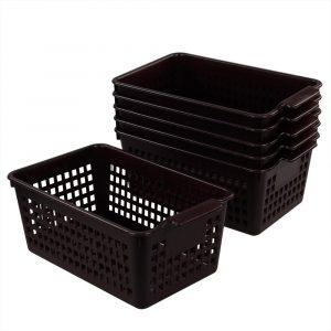 Plastic Dot Baskets