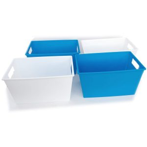Plastic Shelf Bins