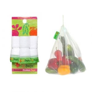 Reusable Produce Bags - Set of 3