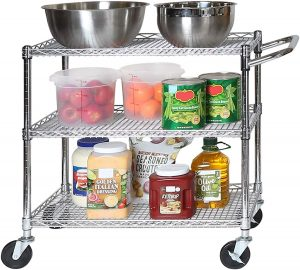 Rolling Supply Cart