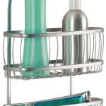Satin York Lyra Shower Caddy