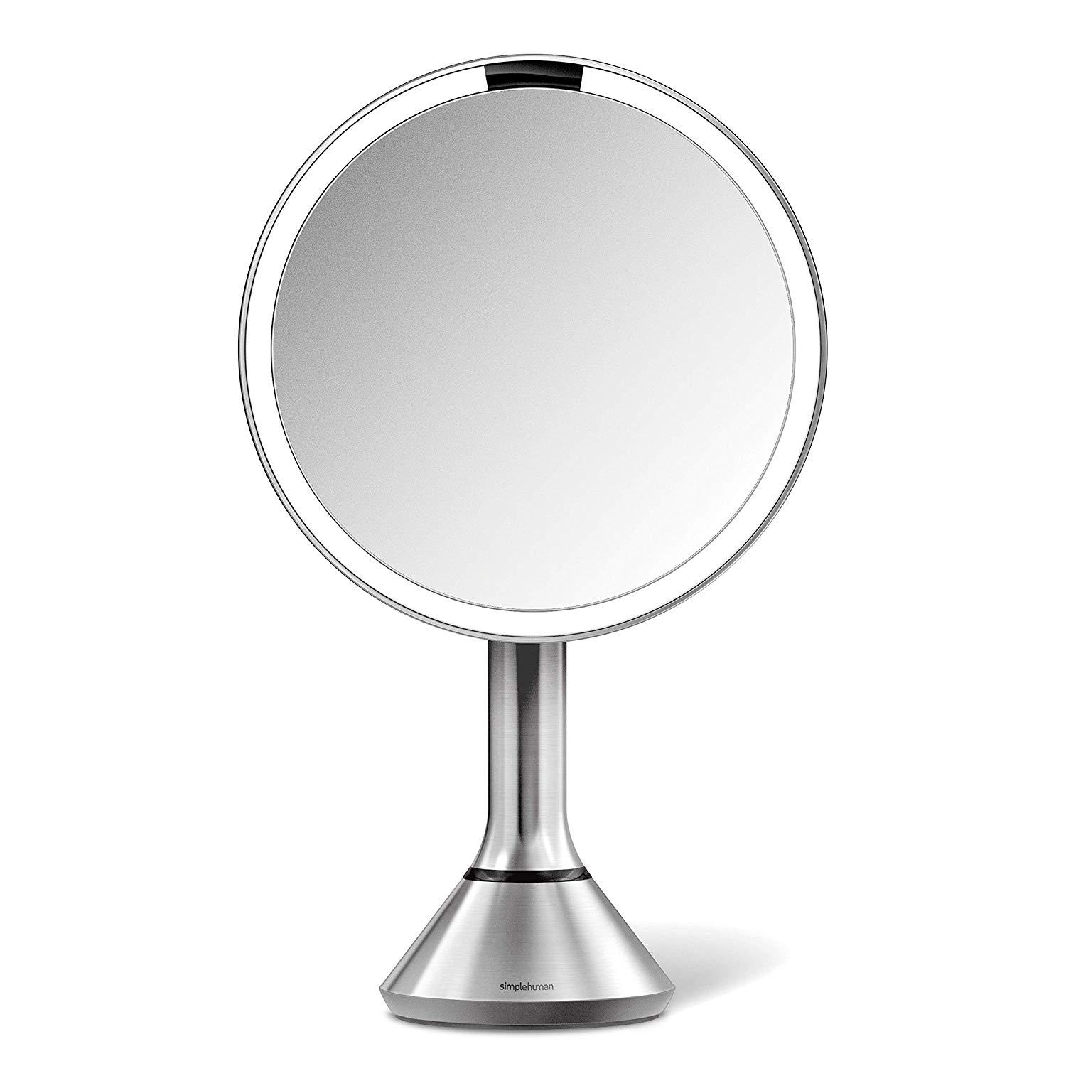 Sensor Lighted Makeup Vanity Mirror