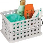 Small Taupe Spa Basket