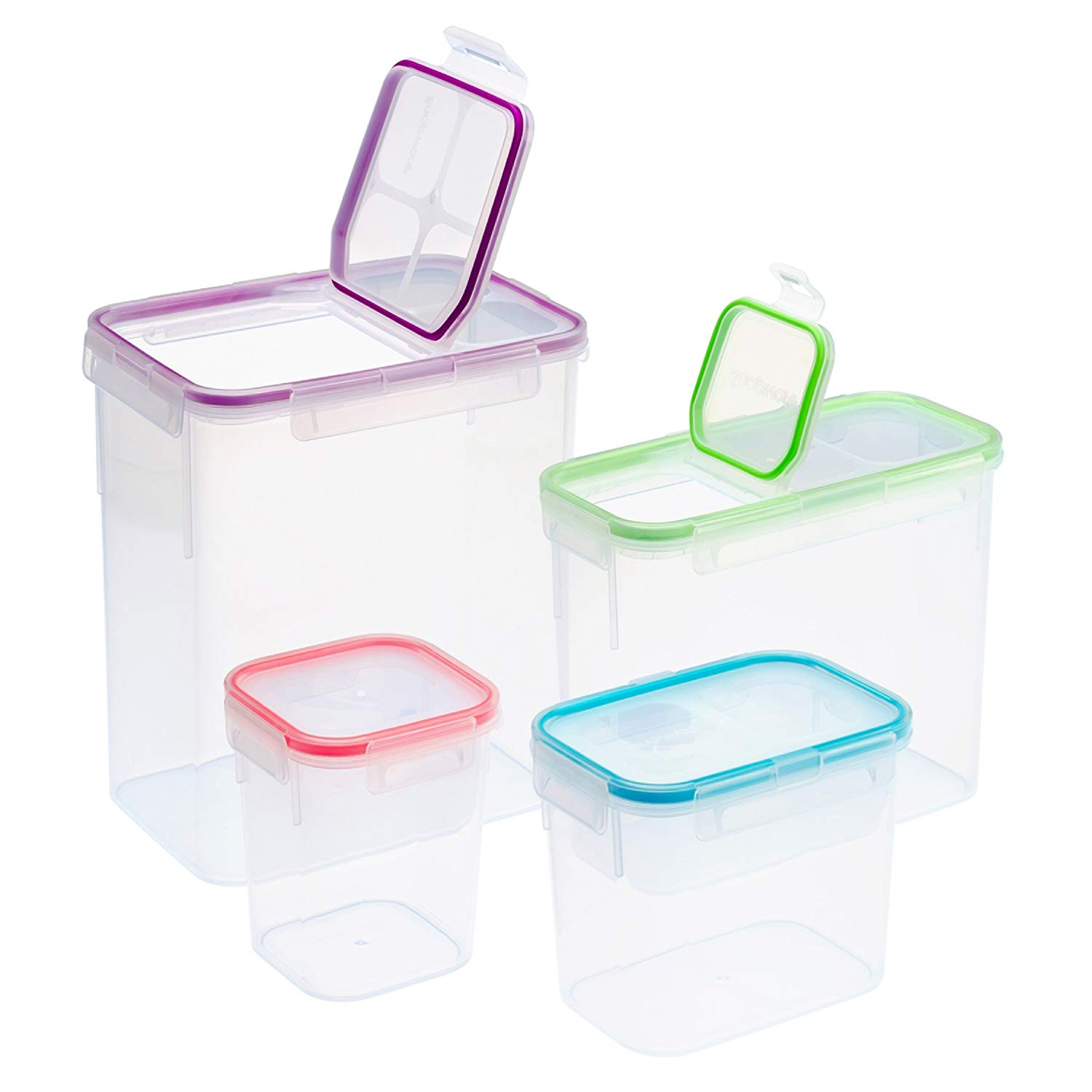 Snapware® 40 Cup Square Airtight Food Storage Container w/ Handle ITEM# 1098437