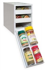SpiceStack - Spice Jar Drawer Unit