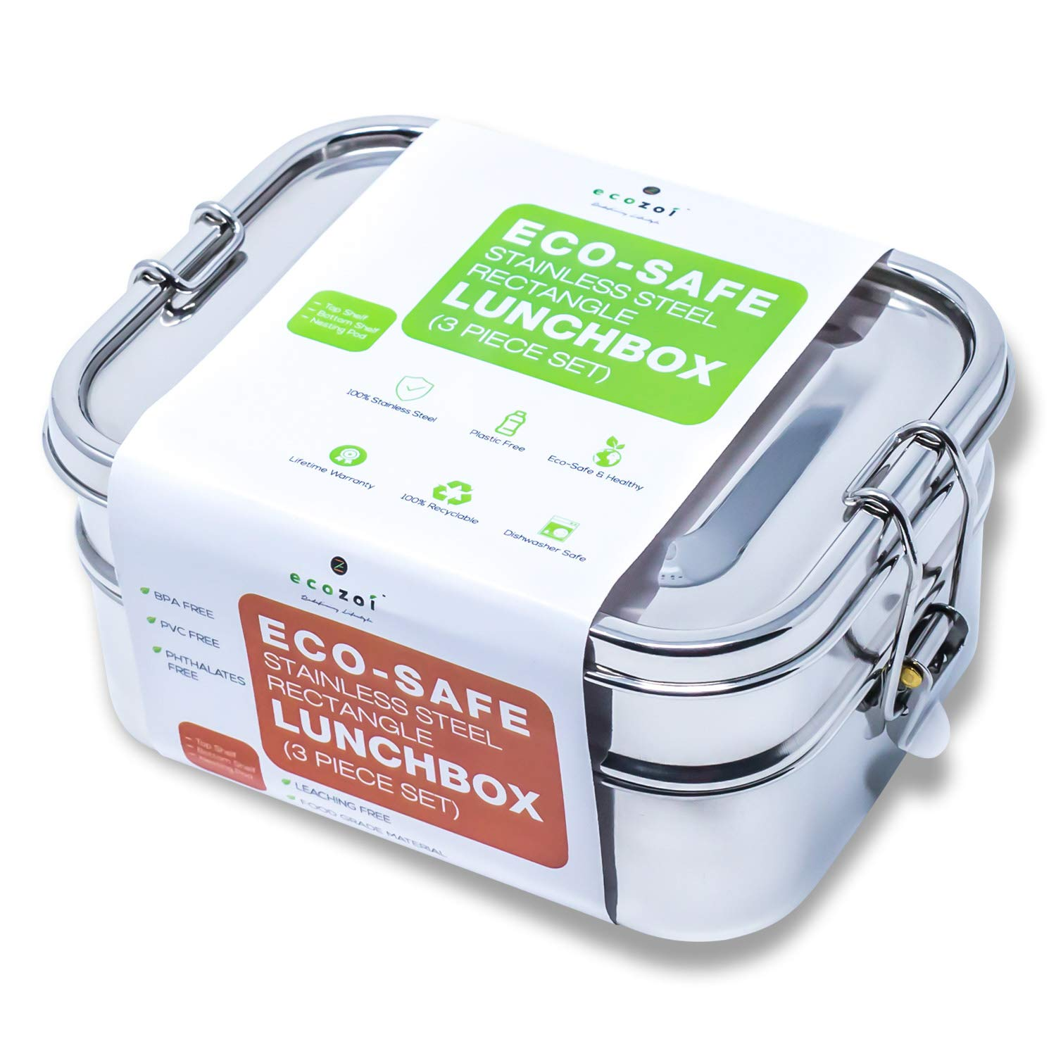 Stainless Steel ECO Lunch Box