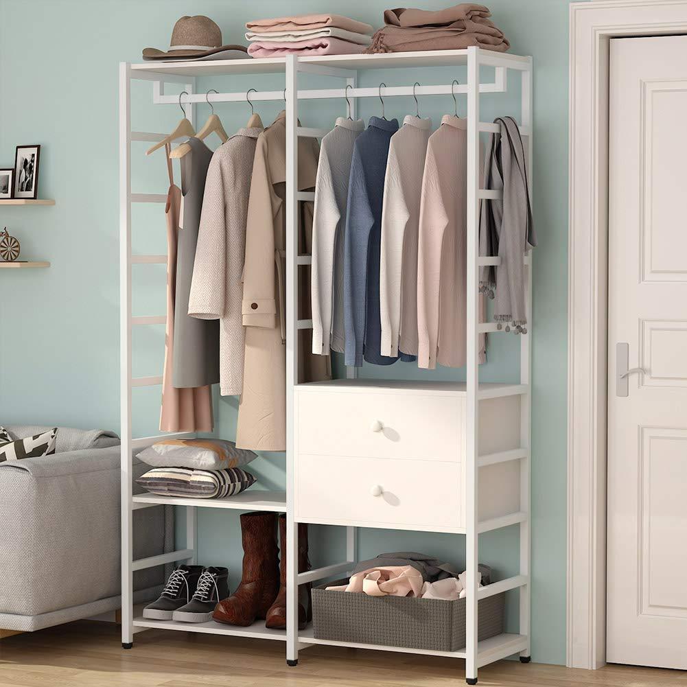 Wood Shelf Brackets - White