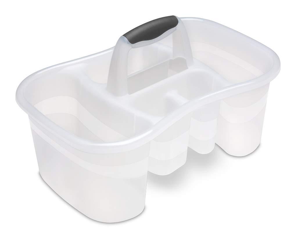 Black Stackable Storage Baskets