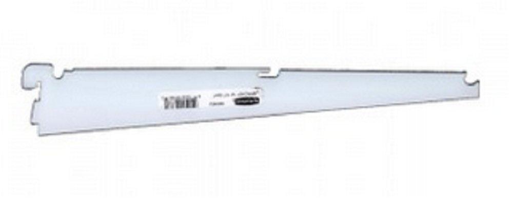 Wire Shelf Brackets - White