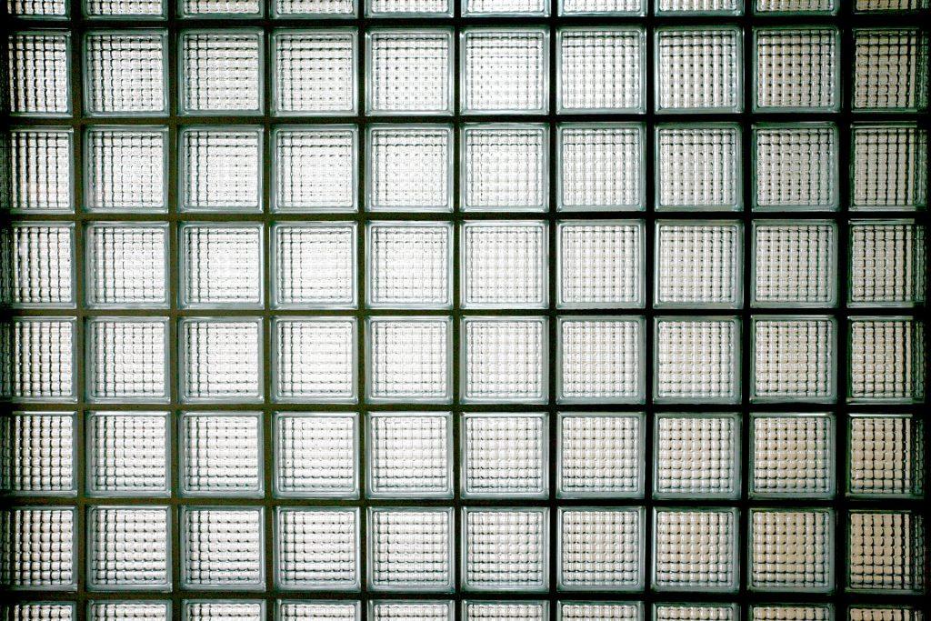 Glass block designing for natural light