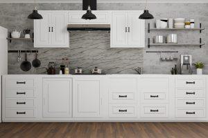 10 Best Kitchen Wallpaper For A Fresh Look