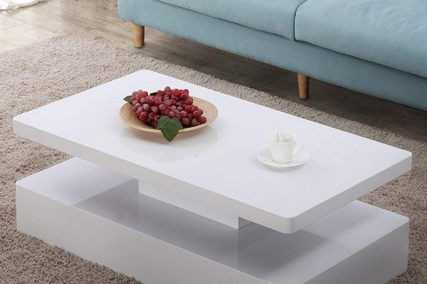 8 Coffee Table Designs To Brighten Your Living Room