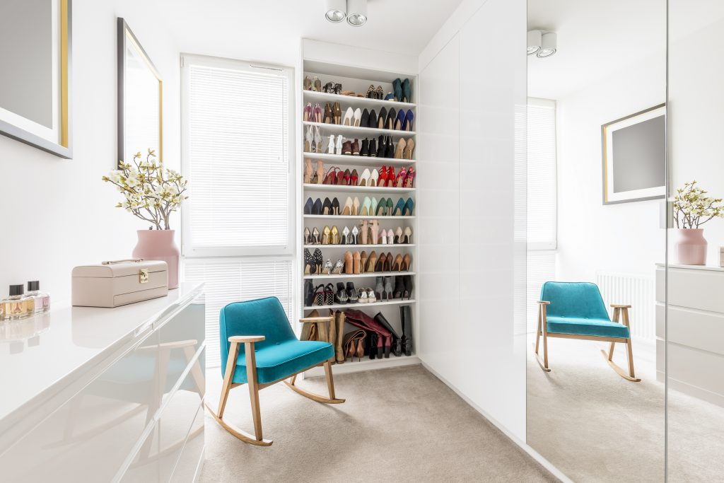 35 Cool Simple Shoe Storage Solutions For Small Spaces Storables