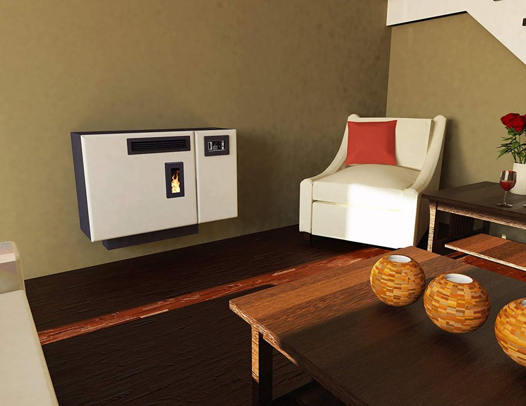 10. The 4840 pellet heater from the US stove company