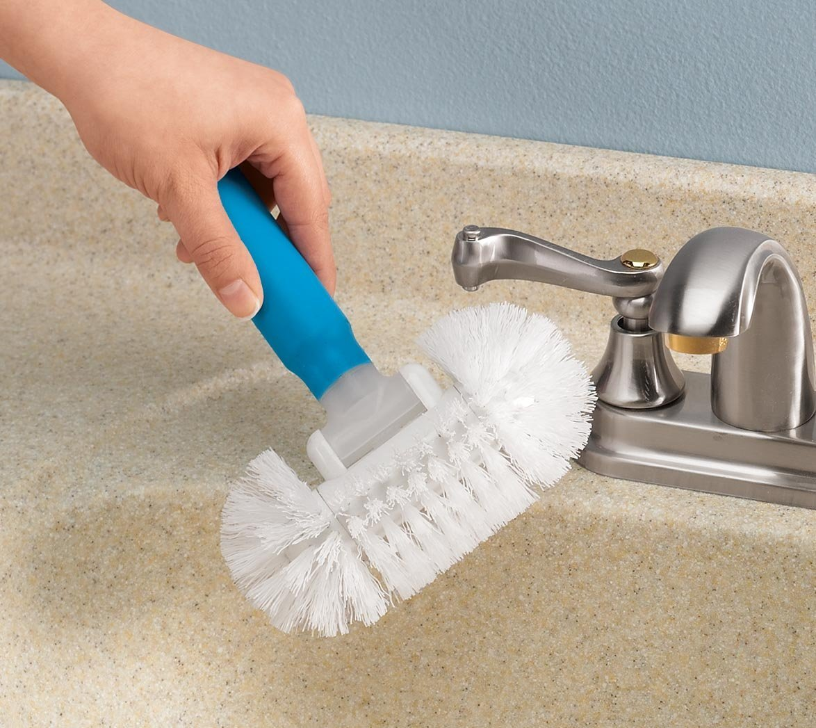 Clean your bathroom with ease without damaging sensitive surfaces