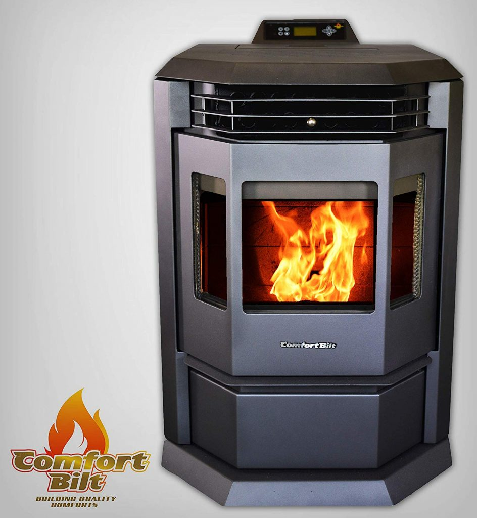 3. The HP22 pellet stove from comfortbilt