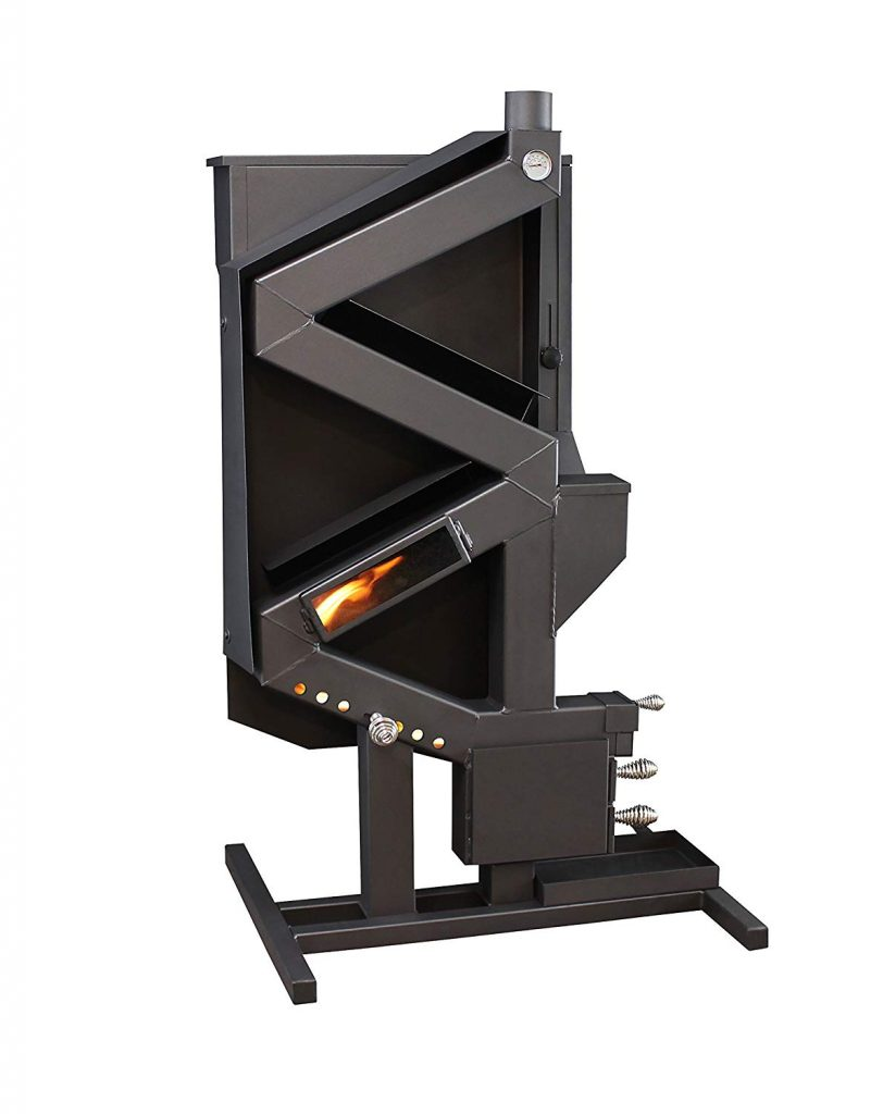 4. The GW1949 wiseway pellet stove from US stove company