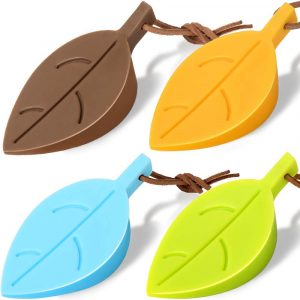 4pcs Door Stopper Wedge Finger Protector