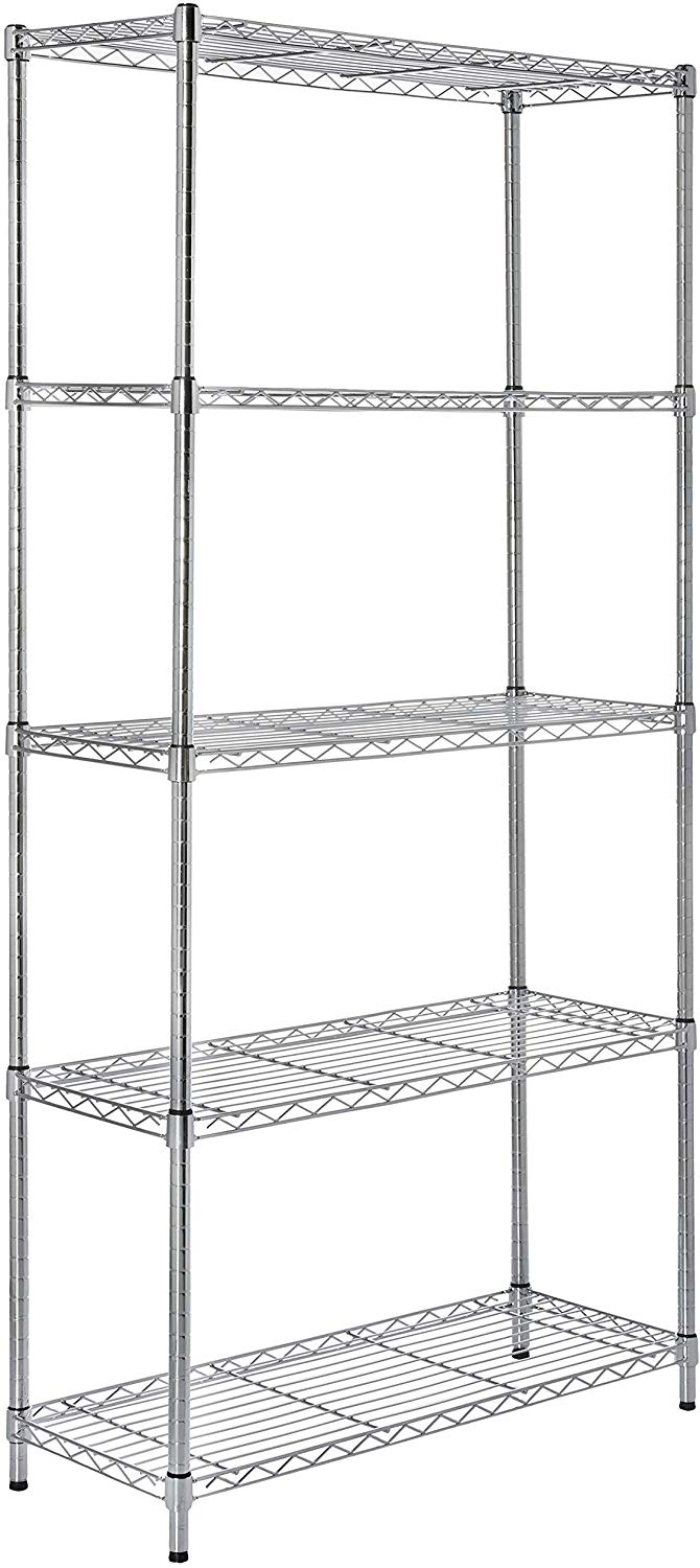5 Tier Shelf Unit