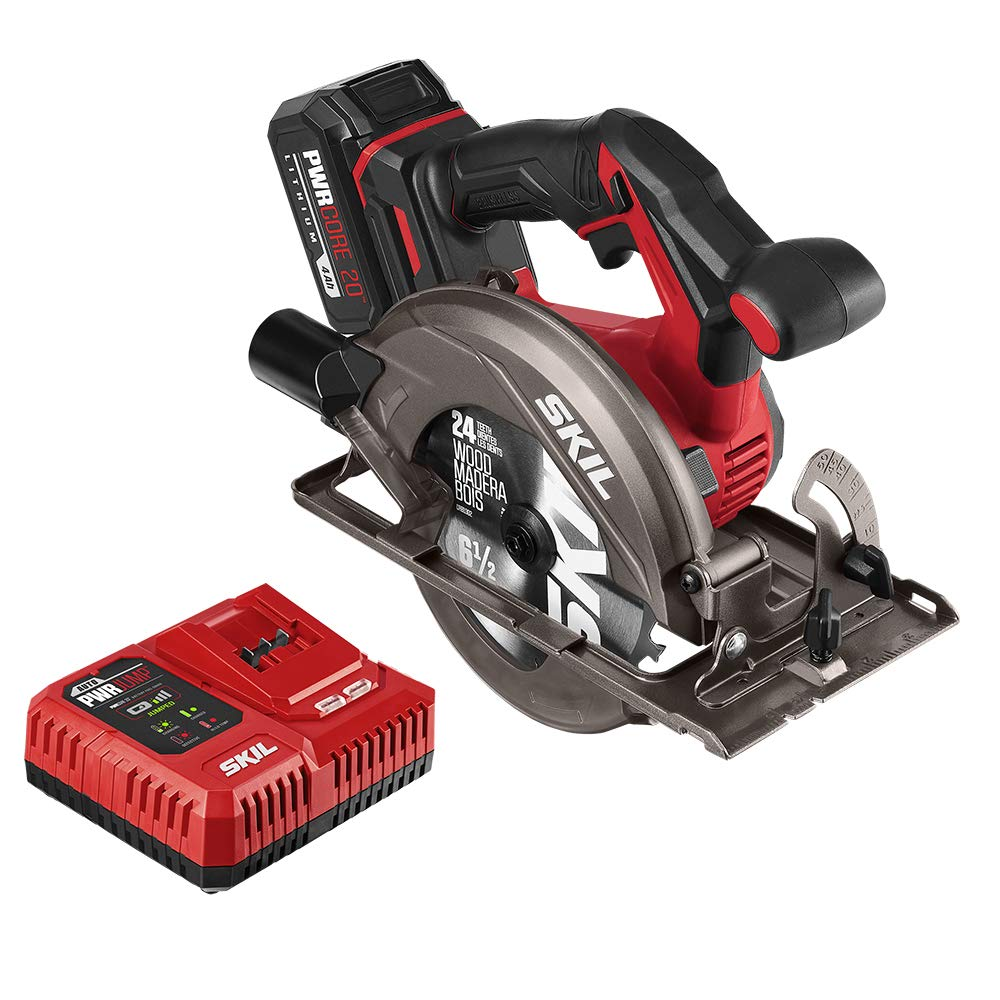 SKIL PWRCore 20 power saw kit