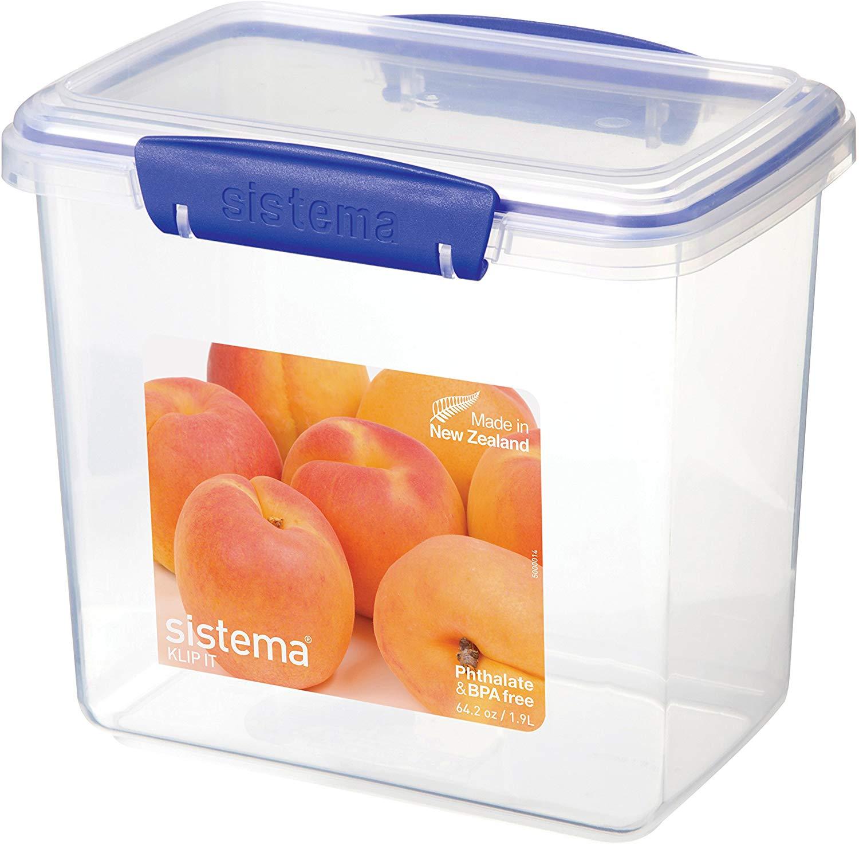 110 oz Klip-It Bulk Food Container