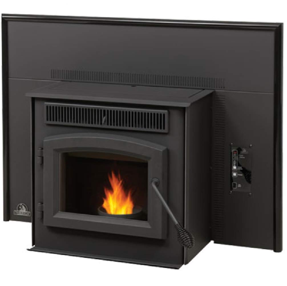 8. The TPI35 pellet stove from Napoleon