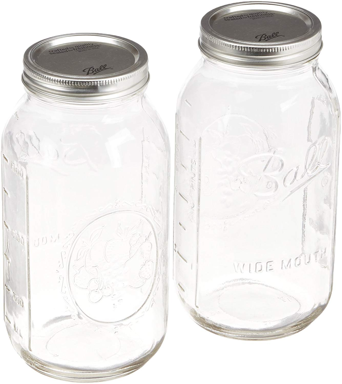 Ball Mason Canning Jar (Pack Of 2)