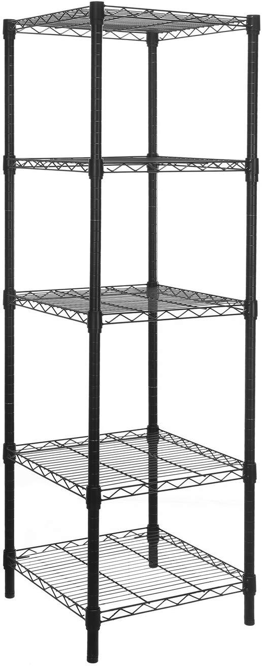 Black Heavy Duty Storage Rack