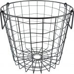 Black Wire Basket