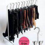 Boot Organizer: The Boot Rack Garment & Boot Rack