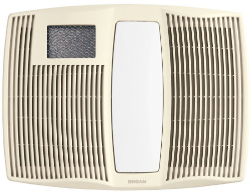 Broan-Nutone QTX110HL heat lamp for bathroom