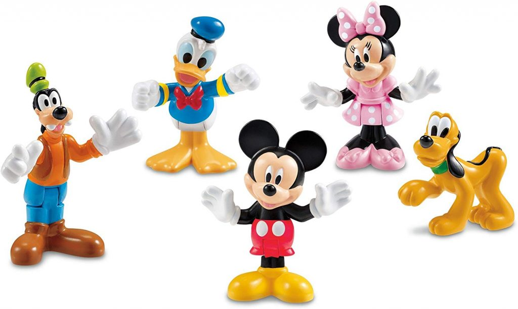 Disney toy figurines