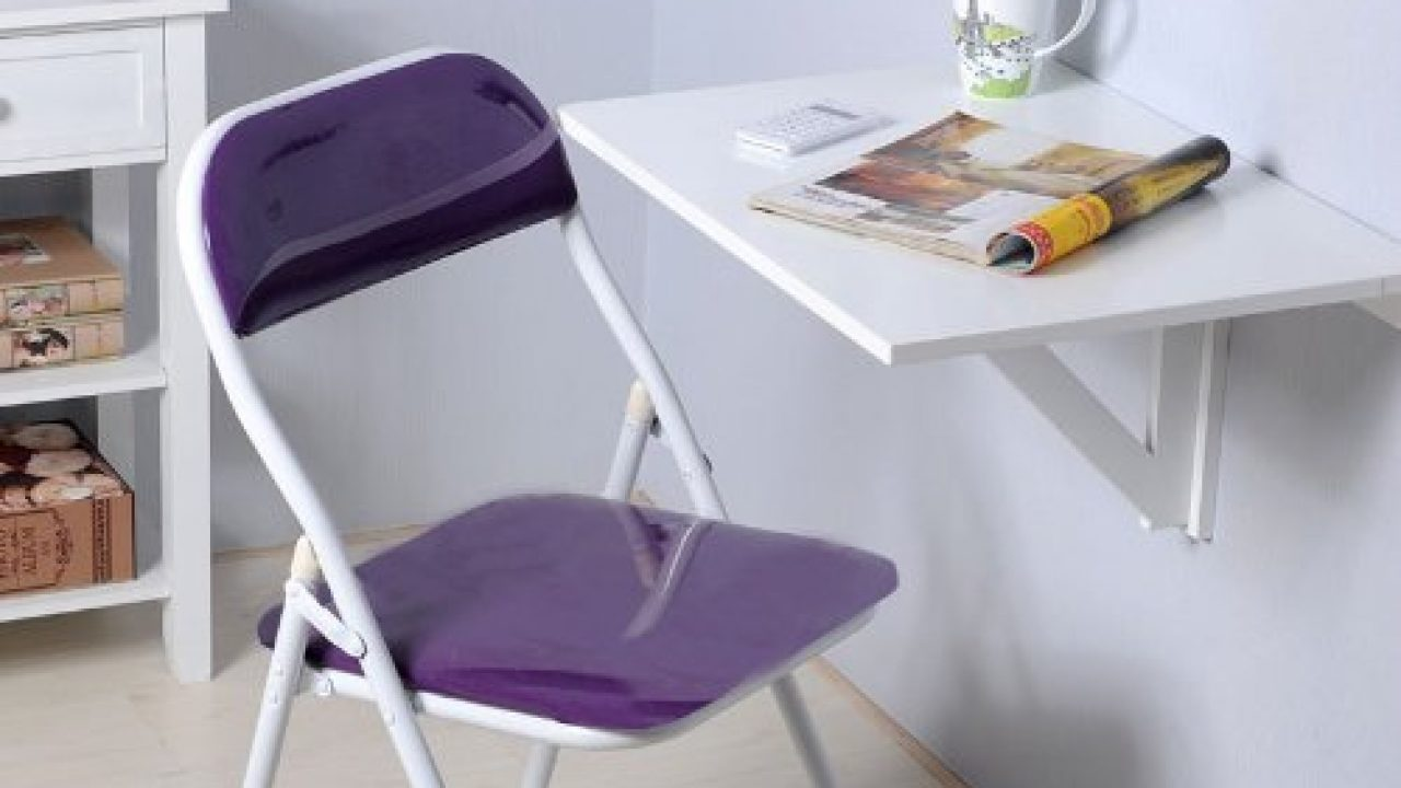 - 15 Space-Saving Wall Mounted Folding Tables You Must Buy Storables