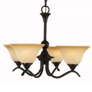 Hardware House Dover Chandelier Ceiling Lighting Fixture