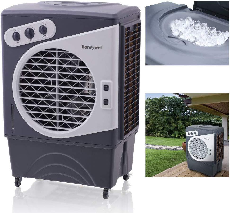 Honeywell outdoor evaporative cooler