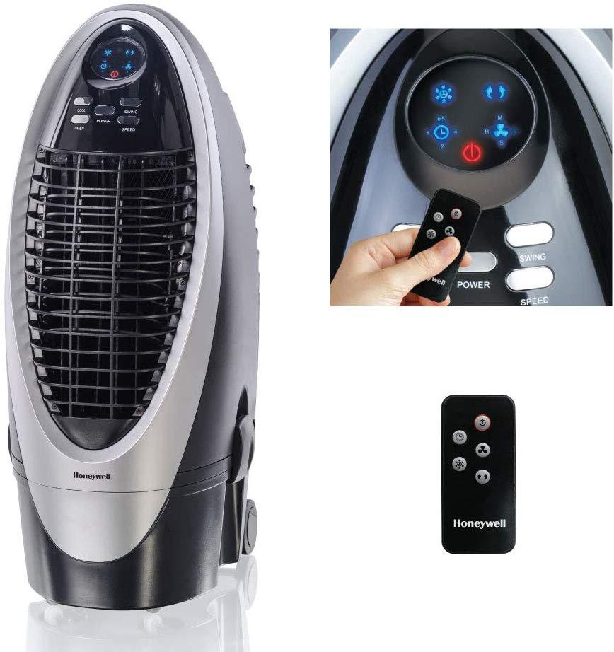 Modern, stylish and powerful Honeywell evaporative cooler