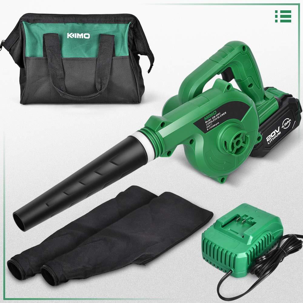 Safely stored KIMO gardening tool