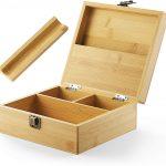 Large Storage Bamboo Box