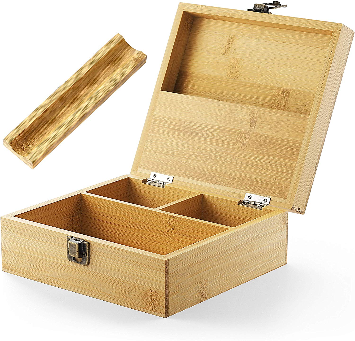 Large Storage Bamboo Box